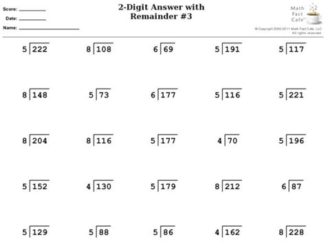 printable single digit division worksheets number names worksheets 187 3 digit by 1 digit division