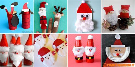 Bricolage Di Natale Per Bambini by Lavoretti Natale Per Bambini Wroc Awski