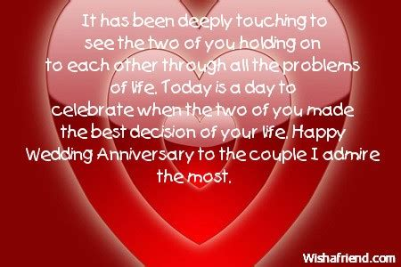 Wedding Anniversary Quotes For Cousins by Anniversary Wishes