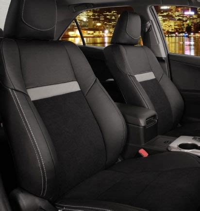 toyota camry katzkin leather seat upholstery kit | shopsar.com