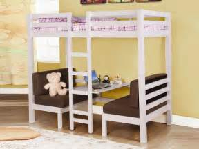 Bunk Bed With Cot Underneath Bunk Bed With Sofa Bed Underneath Home Design Ideas