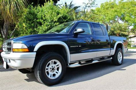 how to sell used cars 2002 dodge dakota regenerative braking sell used one owner 2002 dodge dakota slt 4x4 rust free in san diego california united states