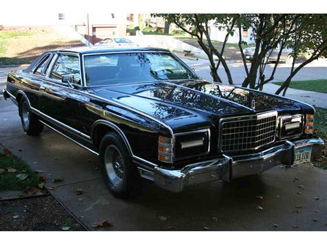 1976 Ford Ltd by 1976 Ford Ltd For Sale Classiccars Cc 636449