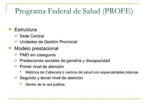 discapacidad y salud programa federal de salud profe administraci 243 n de la salud m 243 dulo 5 seguridad social