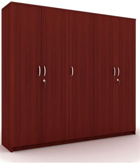 housefull eliza 5 door wardrobe buy at best price