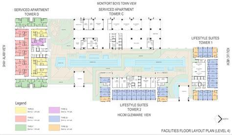 layout plan malaysia paramount utropolis serviced apartment glenmarie