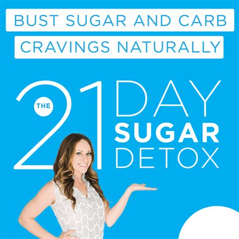 The 21 Day Sugar Detox Bust Sugar Carb Cravings Naturally by Best Affiliate Programs Top Premier Retailer