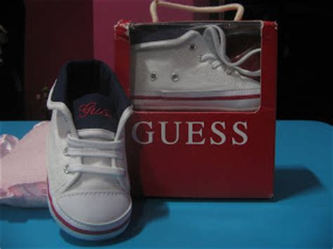 guess baby shoes confessions of a shopaholic brand new guess baby