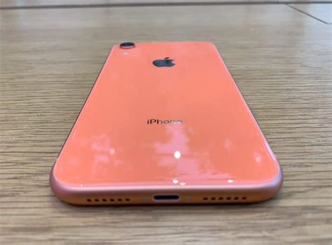 coral iphone xr unboxing