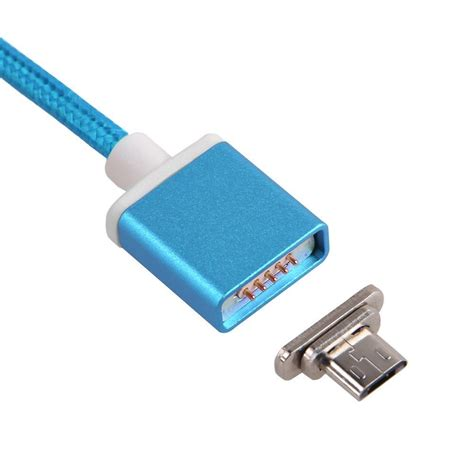 android usb charger micro usb braided charging cable magnetic adapter charger for android samsung