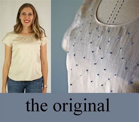 simple pattern for blouse running with scissors simple blouse pdf sewing pattern