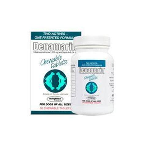 denamarin for dogs denamarin for dogs 225 mg 30 chewable tablets vetdepot