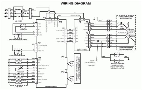 wiring schematic for whirlpool washing machine wiring