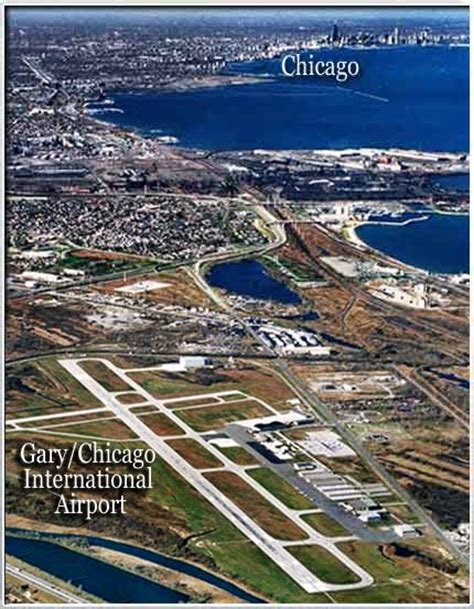 gary chicago commercial in gary chicago airport