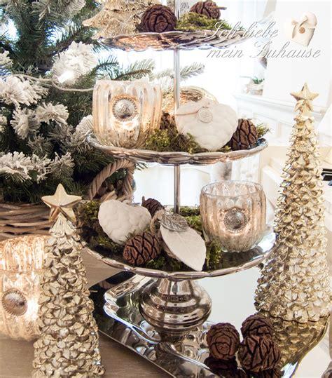 etagere weihnachten teelichter lene bjerre 187 ich liebe mein zuhause