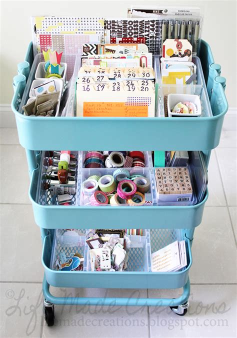 ikea raskog cart organization ikea raskog cart culture scribe