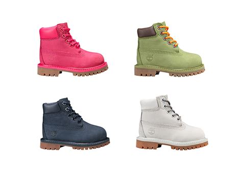 colorful timberland boots timberland releases colorful 6 inch boots mini licious