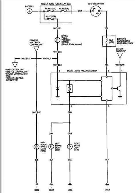 honda civic srs wiring diagram wiring diagram schemes