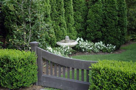 garden gate landscaping garden gate traditional landscape other metro by troy rhone garden design