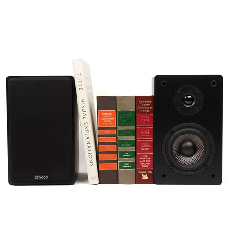 micca mb   bookshelf speaker pair micca store