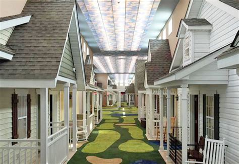 By Design Home Care Inc The Lantern Dementia Villages Replicate Small Towns