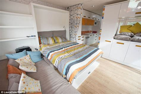 caravan bedroom ideas new mobile home concept boasts a cinema open plan dining
