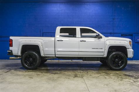 lifted denali for sale bad boy lifted 2015 gmc 2500 denali 4x4 loaded