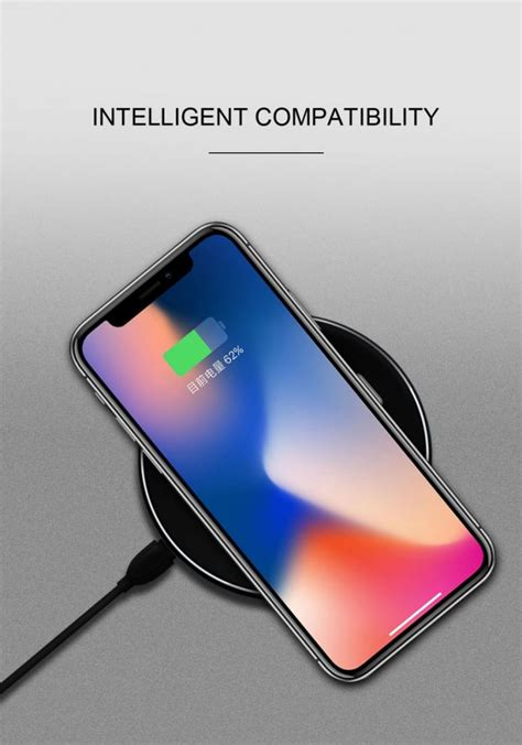 wireless charger for iphone 8 8 plus iphone x starelabs india