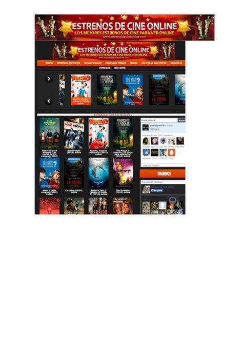 estrenos de cine para ver estrenos de cine para ver peliculas para ver