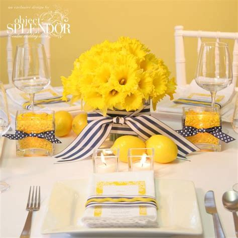 do it yourself wedding reception centerpieces the ribbon