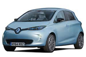 Small Renault Cars Renault Zoe Hatchback Review Carbuyer