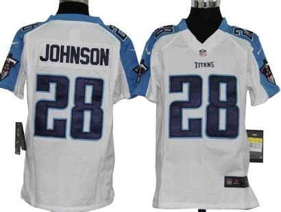 youth blue chris johnson 28 jersey most active p 1266 s tennessee 28 chris johnson elite blue jersey