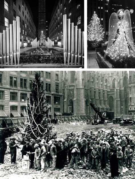 when do they put up the rockefeller tree 28 images