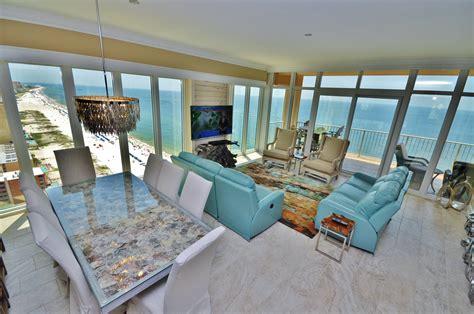 4 bedroom condos in gulf shores phoenix gulf shores 4 bedroom beachfront condo