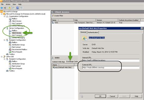 Exchange Server Name Office by Hybrid Deployment In Office Checklist And Pre
