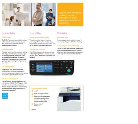 Mesin Fotocopy A3 Warna mesin fotocopy warna colour a3 multifungsi murah xerox
