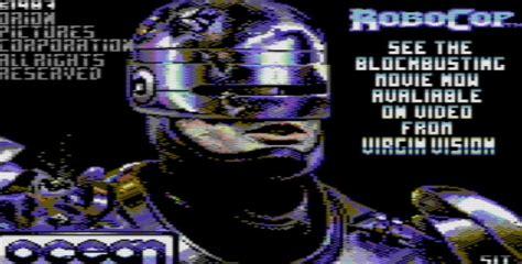 Oceanseven Robocop Vintage 9 retro news robocop 8dfhir nostalgia bug fixes a