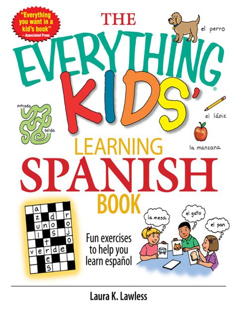 libro the everything kids learning the everything kids learning spanish book navy general library program downloadable books