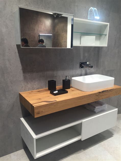 bathroom wood countertop stylish ways to decorate with modern bathroom vanities