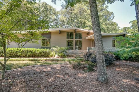 mid century modern homes for sale modern homes atlanta ga archives domorealty