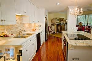 kitchen residential: condo renovation manchester nh open concept kitchen residential