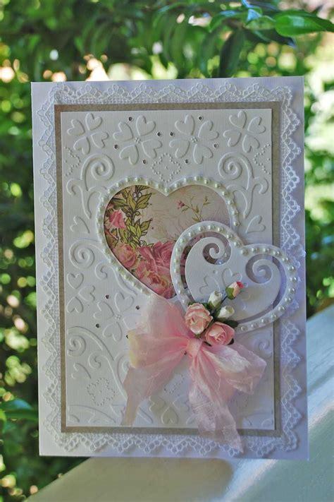 wedding card scrapbookcom wedding cards embossed cards