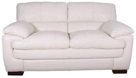 lazy boy dexter sofa la z boy dexter ivory 100 leather loveseat homemakers