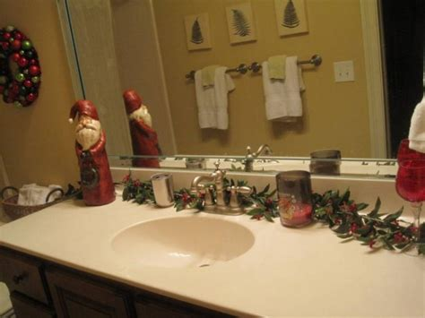 decorating the bathroom for christmas nice decors 187 blog archive 187 2010 amazing christmas