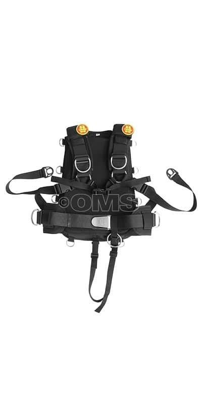 oms comfort harness oms iq harness