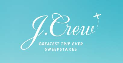 J Crew Sweepstakes - win a j crew gift card sweepstakes in seattle