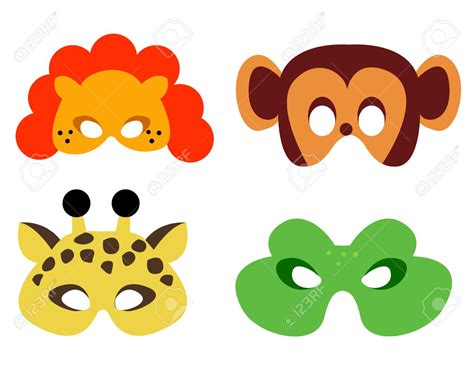 mascara clipart clipart mask animal gucciguanfangwang me