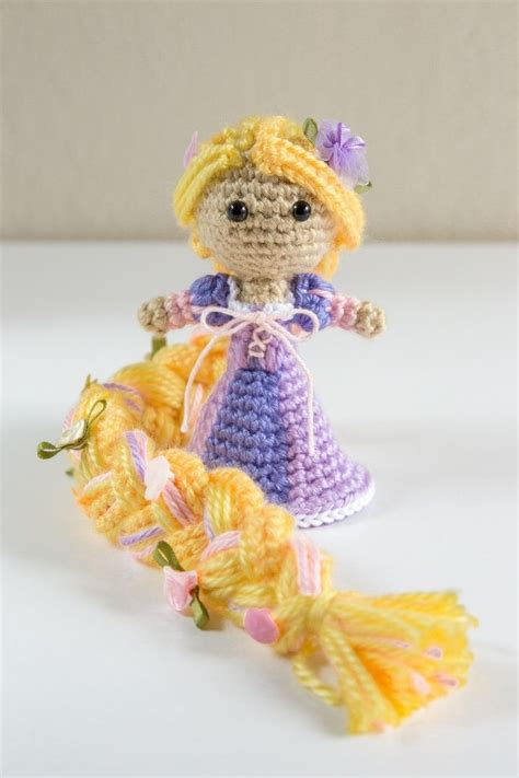 amigurumi pattern disney disney princess rapunzel crochet amigurumi doll pattern