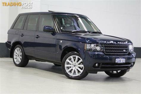 2012 land rover range rover for sale 2012 land rover range rover vogue luxury tdv8 my12 wagon