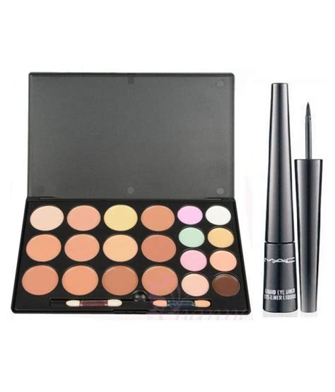 Makeup Kit Mac mac makeup concealer palette liquidlast 8 ml makeup kit